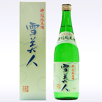 純米酒雪美人